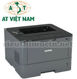 Máy in Laser Brother HL-L5100DN in 2 mặt-in mạng