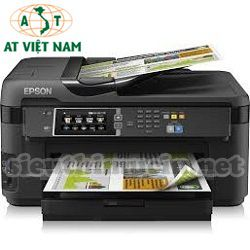 Máy in đa năng Epson Workforce 7610 In wifi 2 mặt A3-Scan-Copy-Fax