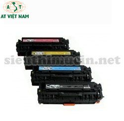 Mực in màu HP Colour LaserJet CP3520/3525/3530-504A Toner